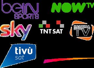 Pay TV entertainment - SKY - Netinsat