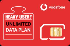Vodafone Unlimited - Netinsat